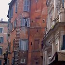 Roman alley by mickpro