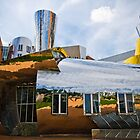 Frank Gehry Stata III by B. Glazier
