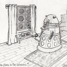 The Lonely Dalek by Steph Skiles