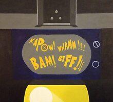 Batman by fxartist352013