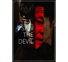 Kim Jee-woon's I Saw the Devil Photographic Print