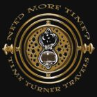 Time Turner Travels by Ameda Nowlin