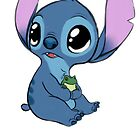 Baby Stitch  by LilooCola