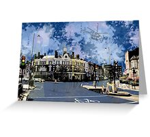 Amen Corner, Tooting, SW17, London Greeting Card