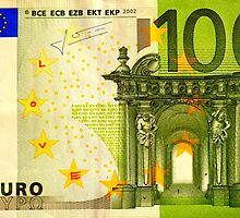 €100 with love by ©The Creative  Minds