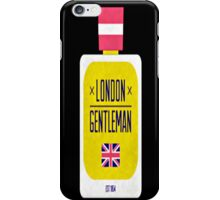 London Gentleman iPhone Case/Skin