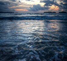The Oceans Inbetween Us by ValHallen