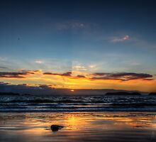 Rays of the Morning by ValHallen
