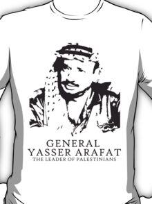 Yasser Arafat T shirts and stickers T-Shirt