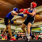 Boxing 4 by John Van-Den-Broeke