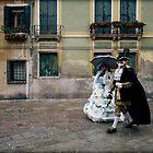 Venice Carnevale 2 by Lidia D'Opera