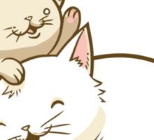 CatTails! Sticker