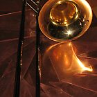 A Little Light Trombone by Debra James Percival