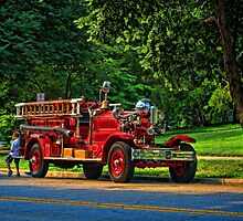 Kansas City Area Fire Equipment by TeeMack