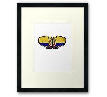 Ecuador! Framed Print