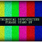 Technical Difficulties by RedCoatStudio