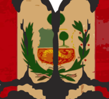 Peru! Sticker