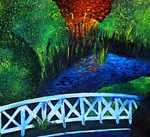 The Bridge, Romsey by MIchelle Thompson