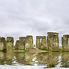 Stonehenge by Fern Blacker