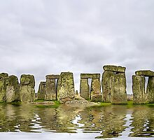 Stonehenge by fernblacker