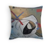 Flotsam and Jetsum X (second series) Throw Pillow