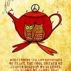 What my #Tea says to me January 10, 2013 by catsinthebag