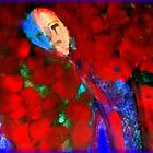 Another O'Reilly Original Painting Reflection  OF A Rose Queen  by Timothy C O'Reilly