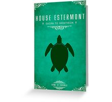 House Estermont Greeting Card