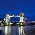 Tower Bridge by James  Landis