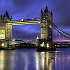 Tower Bridge pano by James  Landis