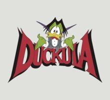 Duckula by Johnalder