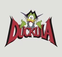 Duckula by Johnalder