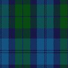 00530 Black Watch (Aljean) Tartan Fabric Print Iphone Case by Detnecs2013