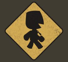 Sackboy Crossing Shirt by Ayax Alarcon