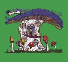 Mushroom House II Kids Clothes