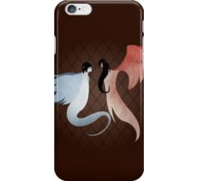 Ghostly love iPhone Case/Skin