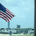 American Flag @ NASA by EloiseJane