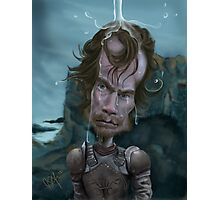 Theon Greyjoy Photographic Print