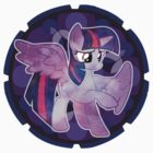 Crystal Princess Twilight by caninesilver