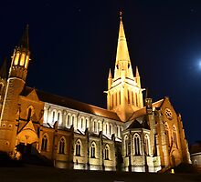The Iconic Bendigo Cathedral by BrioneyJayne