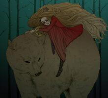 White Bear King Valemon by Amber Hendricks
