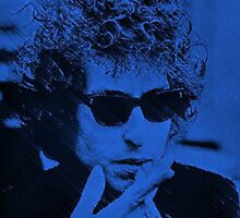 Bob Dylan Blues by AlexanderPip