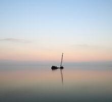 Ayrshire Coast Sunrise by Maria Gaellman