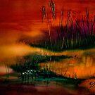 A Sudden Softness.. by © Janis Zroback