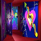 Doors Metaphors by Ann Morgan
