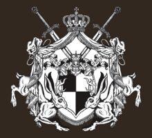 Jackalope Heraldry by ZugArt