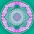 Mandalas for 2014 by shoffman