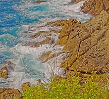 Turquoise Surf - Point Lobos State Reserve, Carmel, CA by JimPavelle