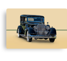 1932 Packard Sedan Canvas Print