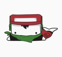 Quote - Cave Story Whailz Sticker by pixelpatch